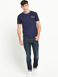 fila-fila-luzzi-tipped-pocket-t-shirt