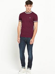 fila-fila-musa-double-ringer-vintage-t--shirt