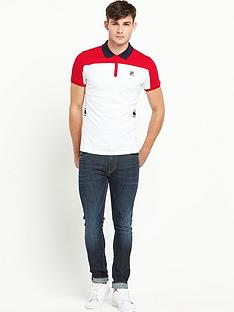 fila-fila-mivvi-panel-polo-shirt
