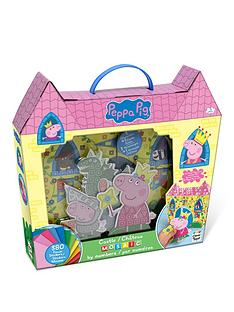 peppa-pig-castle-mosaic-art-by-numbers