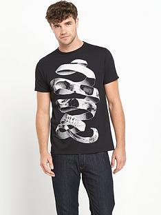 fly53-skull-short-sleevenbspt-shirt