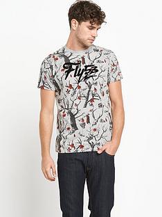 fly53-fly53-skull-forrest-t-shirt