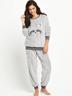 sorbet-raccoon-fleece-twosie