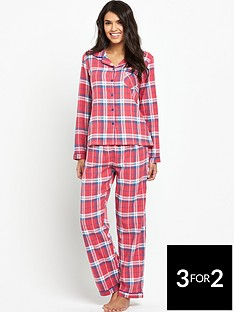 sorbet-flannel-pj-check