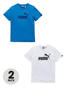 puma-puma-kids-logo-t-shirts-2-pack