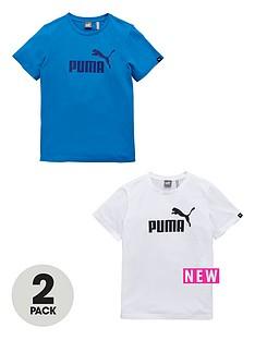 puma-puma-kids-logo-t-shirts-2-pack