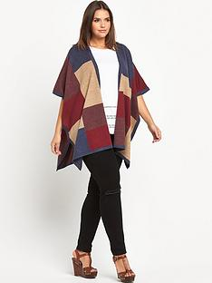 so-fabulous-colour-block-blanket-cape
