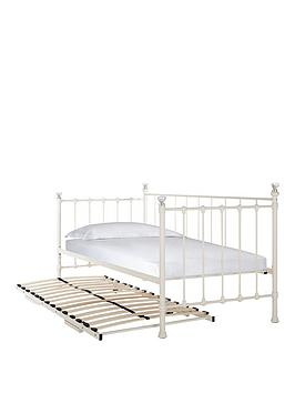 neston-metal-day-bed-foldaway-trundle-bed-with-optional-mattresses-buy-and-save