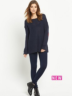 south-heart-elbow-patch-jumper