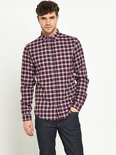 selected-selected-greff-check-shirt