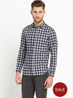selected-greff-check-mens-shirt