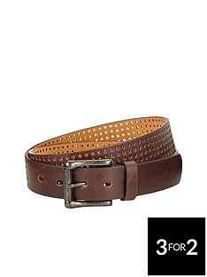 perforated-belt