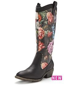 joe-browns-floral-cowboy-boot-dd