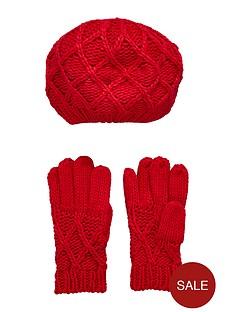 girls-gloves-and-beret-set-2-piece