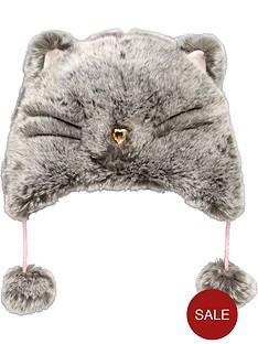girls-fauxnbspfur-cat-trapper-hat