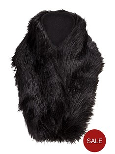 girls-faux-fur-collar