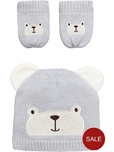 baby-boys-bear-hat-and-mittens-set-2-piece