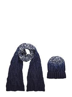 boys-two-piece-ombre-hat-and-scarf-set