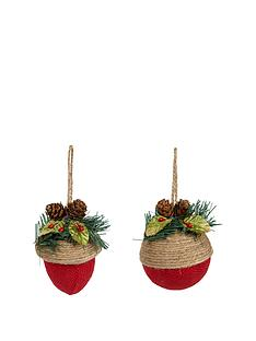 rope-hanging-christmas-tree-decorations-ndash-set-of-2
