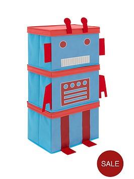 kidspace-ideal-kids-set-of-3-robot-storageboxes