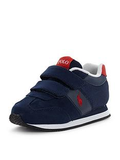 ralph-lauren-younger-boys-strap-mesh-trainers