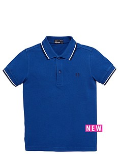 fred-perry-fred-perry-short-sleeve-tipped-polo