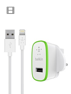 belkin-ultra-fast-24-a-usb-mains-charger-with-12-m-lightning-charge-and-sync-cable-for-ipad-airipad-mini-retinaiphone-55s5c6-and-6-plus-white