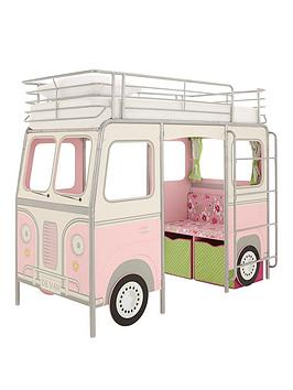 hello-home-hello-homenbspdevannbspcamper-van-mid-sleeper-bed-with-desk-seat-and-storage
