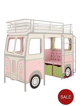 hello-home-hello-homenbspdevannbspcamper-van-mid-sleeper-bed-with-desk-seat-and-storage