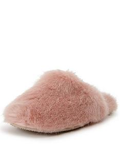 ted-baker-breae-fluffy-mule-slipper