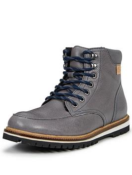 Lacoste Montbard Mens Boots - Grey