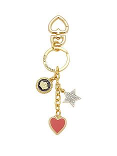 juicy-couture-enamel-heart-amp-charms-keyfob