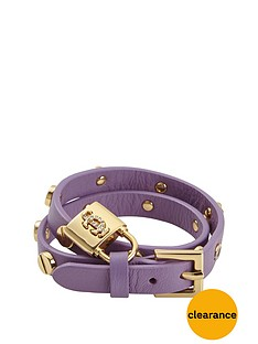 juicy-couture-double-wrap-screw-dried-lavender-leather-bracelet