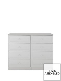 Calando 4 + 4 Drawer Chest