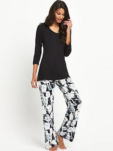 definitions-floral-printed-pyjamas