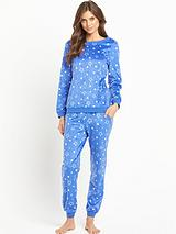 Star Fleece Twosie Pyjamas