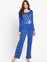 2 Pack Star Pyjamas