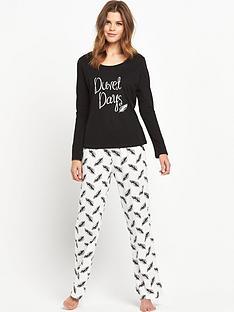 sorbet-sorbet-great-value-duvet-day-pyjama