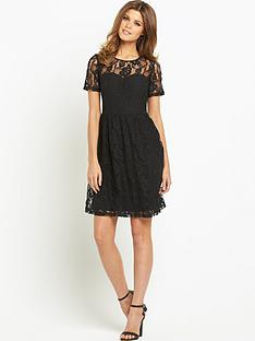 south-lace-jersey-skater-dress
