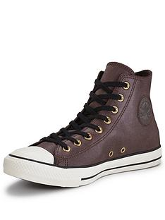 converse-chuck-taylor-all-star-vintage-leather-hi-brown