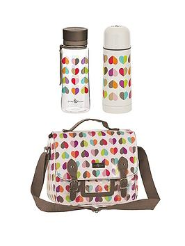 beau-elliot-confetti-lunch-satchel-water-bottle-and-flask-set