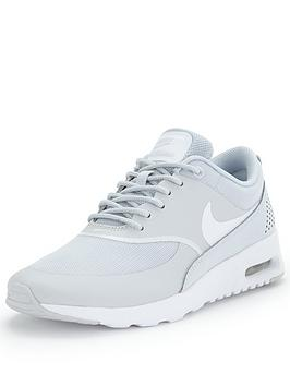 Air Max Thea White Platinum