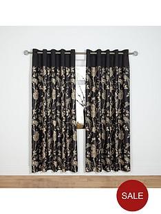 laurence-llewelyn-bowen-royal-rose-garden-eyelet-curtains
