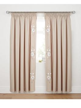 vintage-pleated-curtains