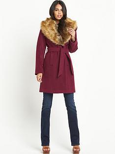 south-oversized-faux-fur-wrap-coat