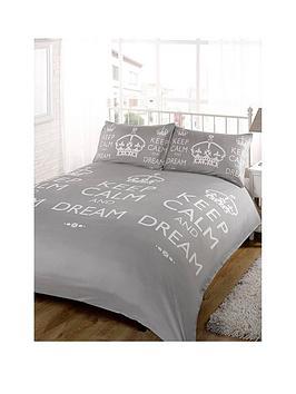 keep-calm-and-dream-duvet-cover-set