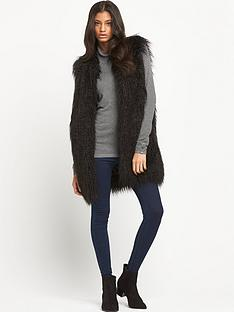 french-connection-chicago-faux-fur-gilet