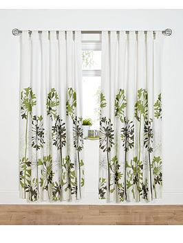agapanthusnbsptab-top-curtains-green