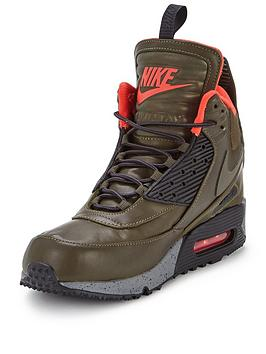 Nike Air Max 90 Sneakerboot Winter Mens Trainers