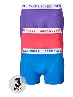 jack-jones-plain-bright-trunks-3-pack